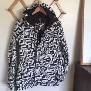 Like New Burton Dry Ride Ski Snowboard Coat  XS